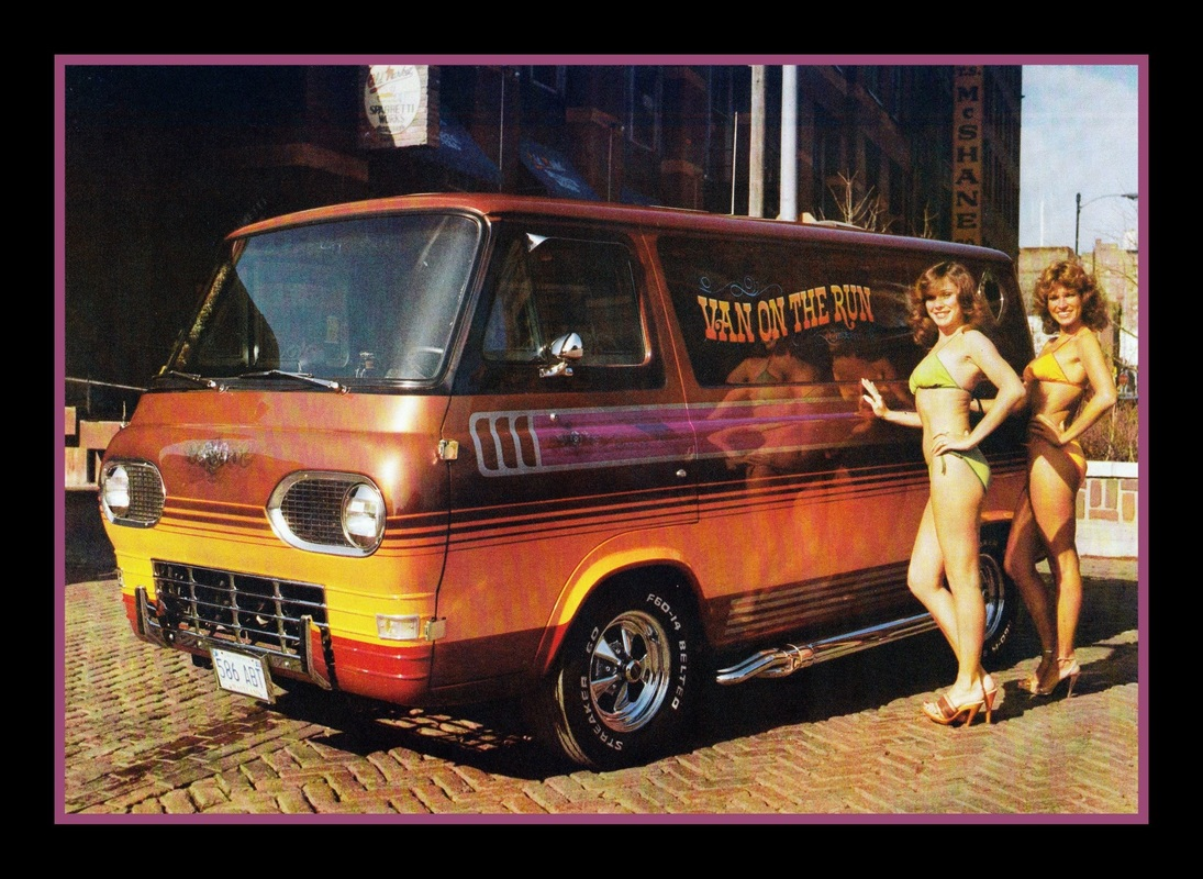 1st Generation Ford Vintage Econoline Van Pu Options And