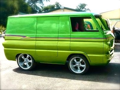 Custom Vintage Van Mods And Picture Gallery Vintage Van